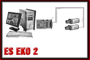 Ev-i�yeri i�in g�r�nt�l� g�venlik kamera kay�t sistemi